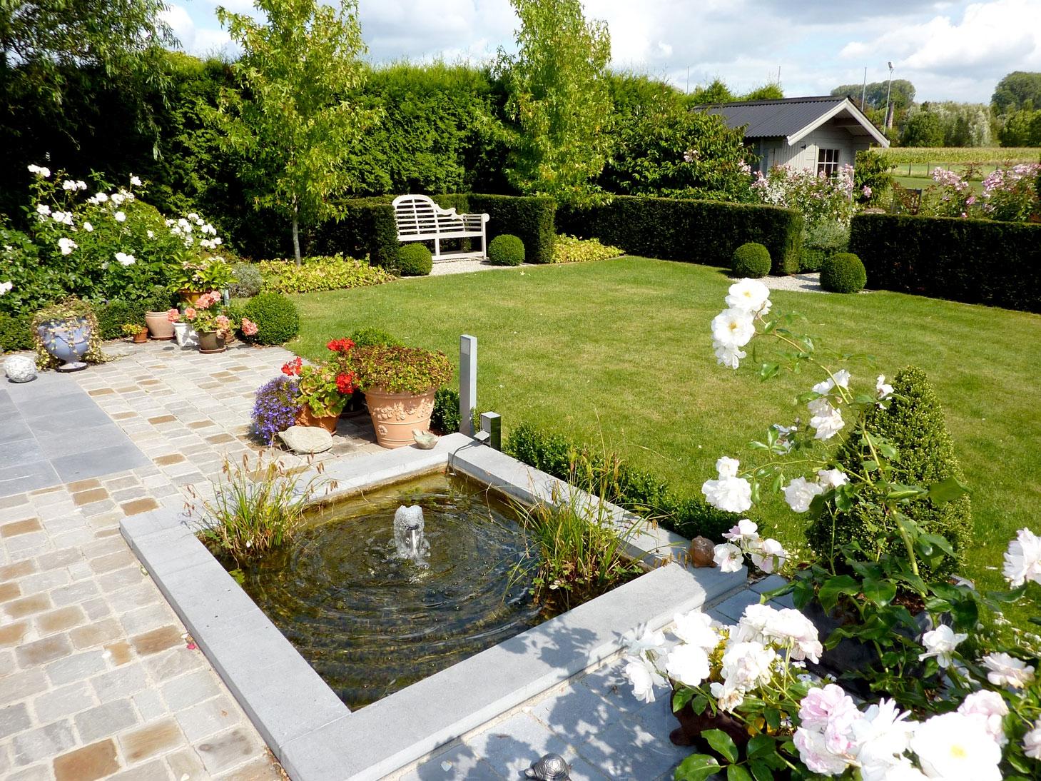 Klassieke tuin wild ~ referenties op huis ontwerp interieur